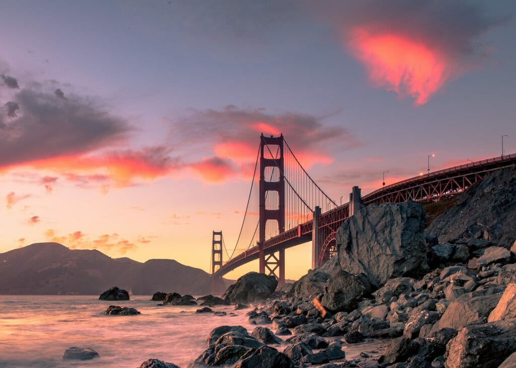 San Francisco - best places to travel