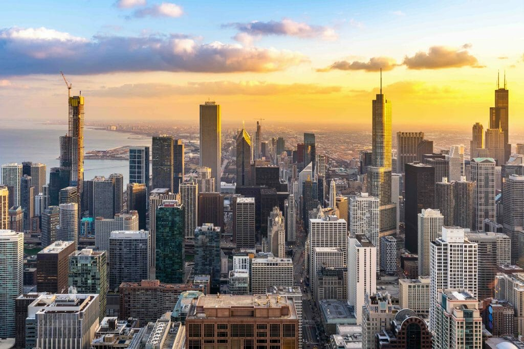 Chicago - best places to travel